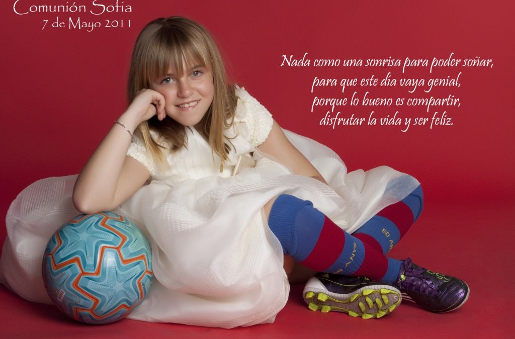 Campaña de comuniones 2012
